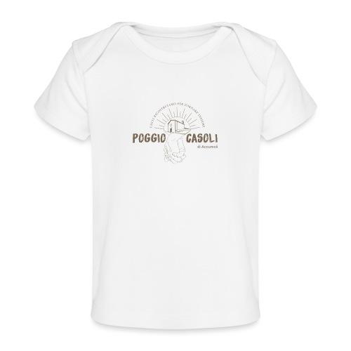 Poggio Casoli_Istituzionale - Maglietta ecologica per neonato
