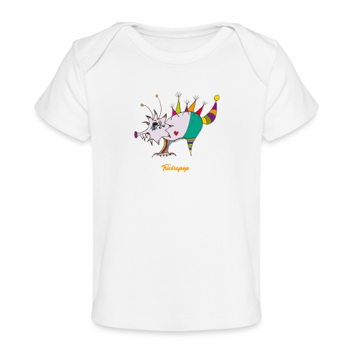 Tricérapop - T-shirt bio Bébé