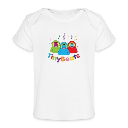TinyBeats - Organic Baby T-Shirt