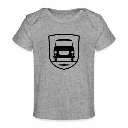 Barkas B1000 coat of arms - Organic Baby T-Shirt