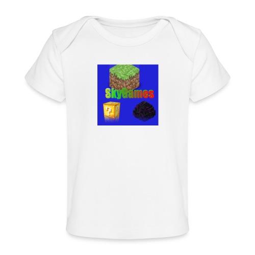 SkyGames - Baby bio-T-shirt