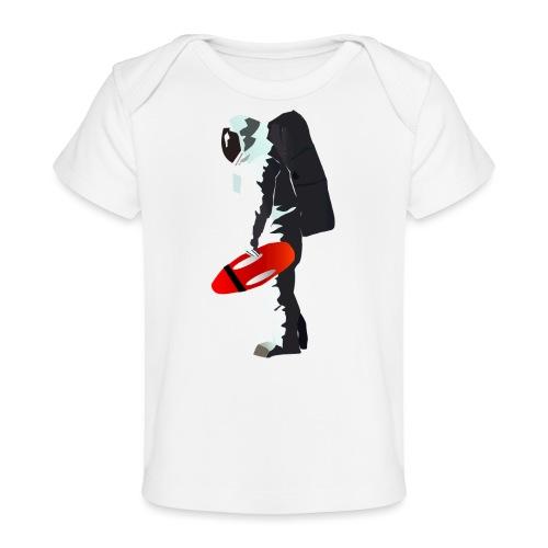 Space Lifeguard - Organic Baby T-Shirt