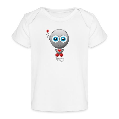 Benji - Baby bio-T-shirt