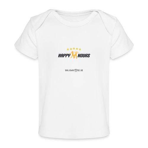 Happy Hours final normal - Baby Bio-T-Shirt