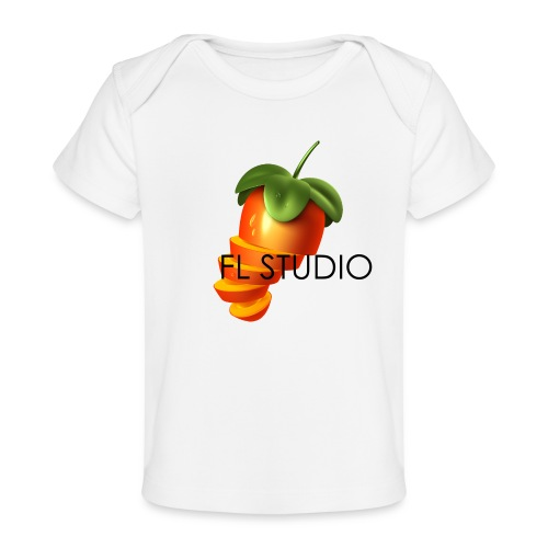 Sliced Sweaty Fruit - Organic Baby T-Shirt