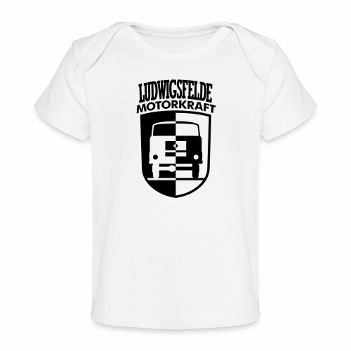 IFA Ludwigsfelde Motorkraft coat of arms - Organic Baby T-Shirt