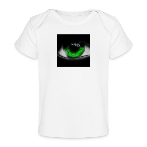 Green eye - Organic Baby T-Shirt