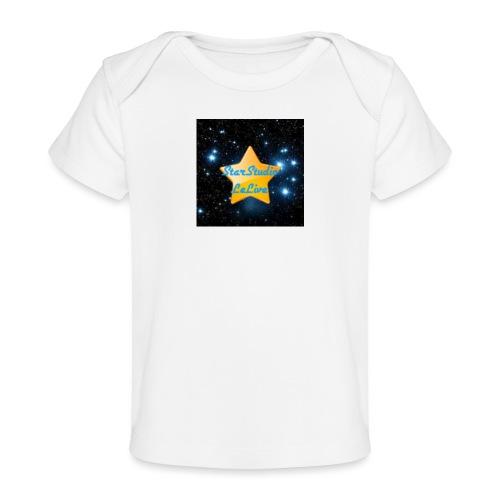 Logo Janvier-Juin 2017 de StarStudio LeLive ! - T-shirt bio Bébé