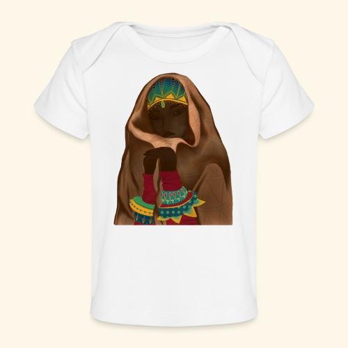 Femme bijou voile - T-shirt bio Bébé