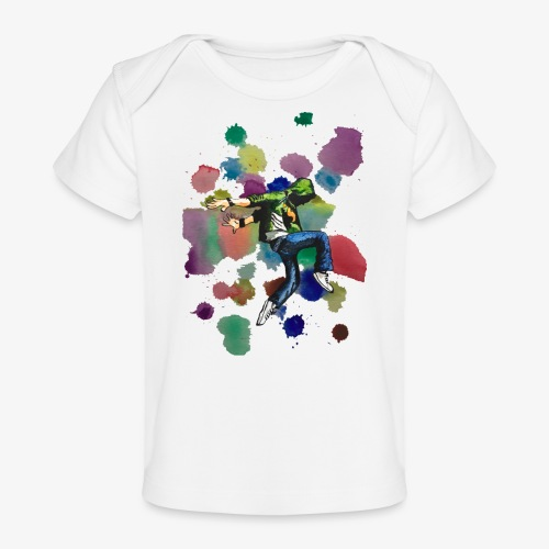 Dancer - Organic Baby T-Shirt