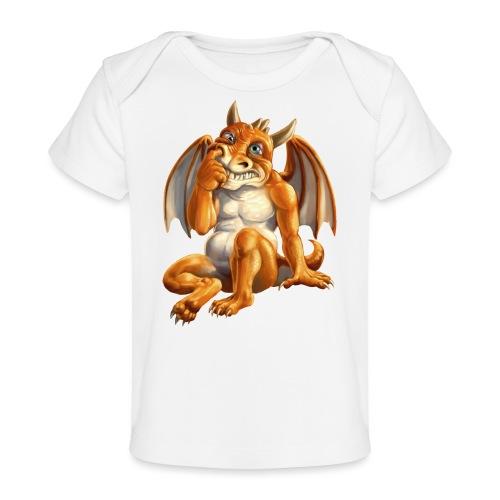 Nasenbohrer - Baby Bio-T-Shirt