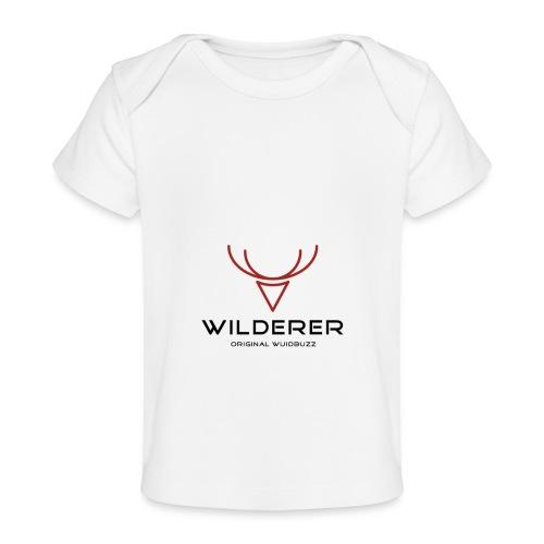 WUIDBUZZ | Wilderer | Männersache - Baby Bio-T-Shirt