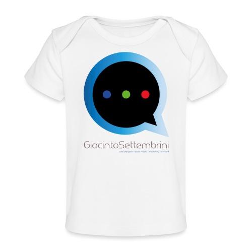 GS Model - Maglietta ecologica per neonato