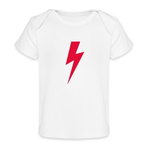 Błyskawica polannd ppro choice women rights - Ekologiczna koszulka dla niemowląt