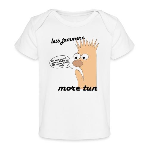 more tun - Baby Bio-T-Shirt