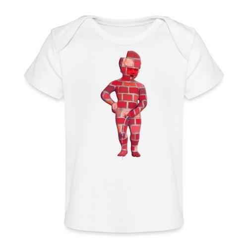 BRiCO ♀♂ | mannekenpis - T-shirt bio Bébé