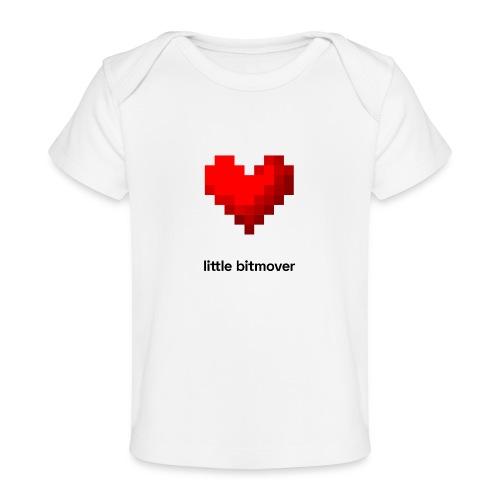 bitmovin kids little bitmover - Baby Bio-T-Shirt