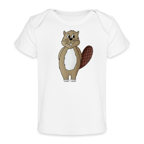 Biber Otti - Baby Bio-T-Shirt