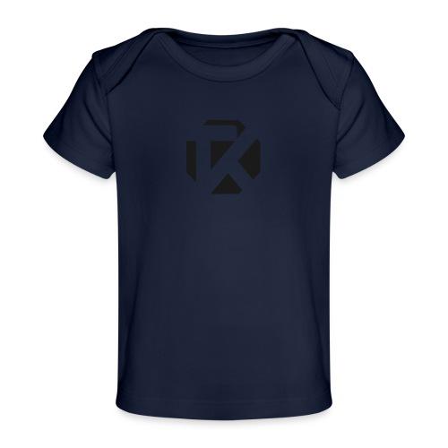 Logo TK Noir - T-shirt bio Bébé