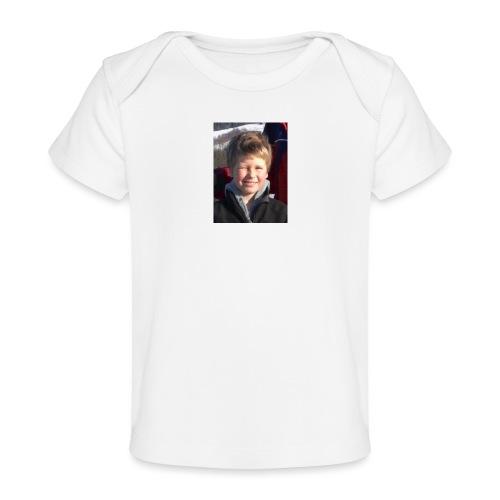 300 - Økologisk baby-T-skjorte