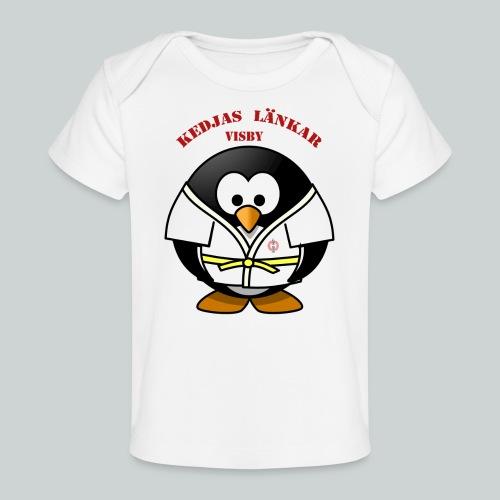 VisbyPenguins - Ekologisk T-shirt baby