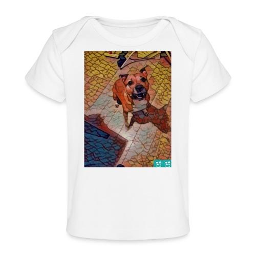 Foxy in kleur - Baby bio-T-shirt