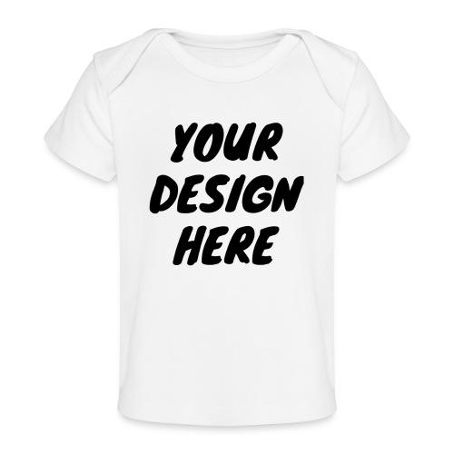 printfile front 9 - Ekologisk T-shirt baby