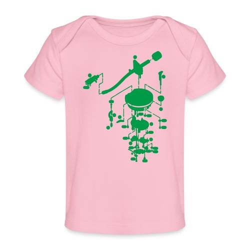 tonearm05 - Baby bio-T-shirt