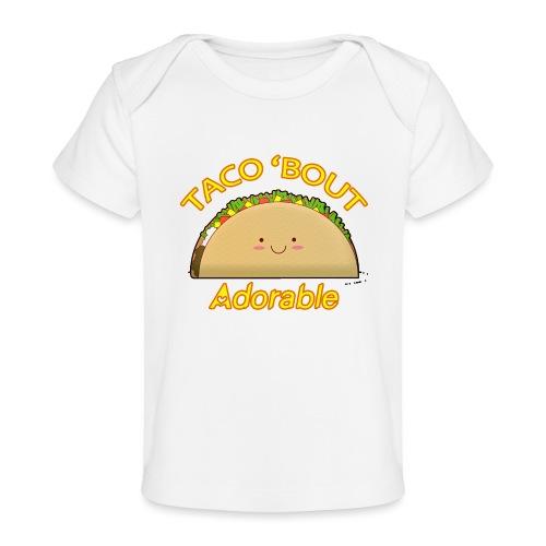 taco - Maglietta ecologica per neonato