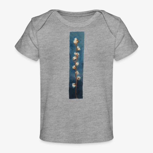 Cotton flowers - Organic Baby T-Shirt