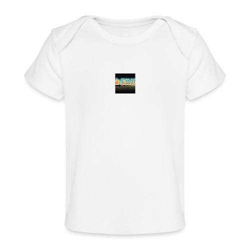 emilking44gaming youtube logo - Ekologisk T-shirt baby