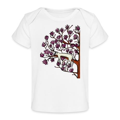 Magnolia - Ekologisk T-shirt baby