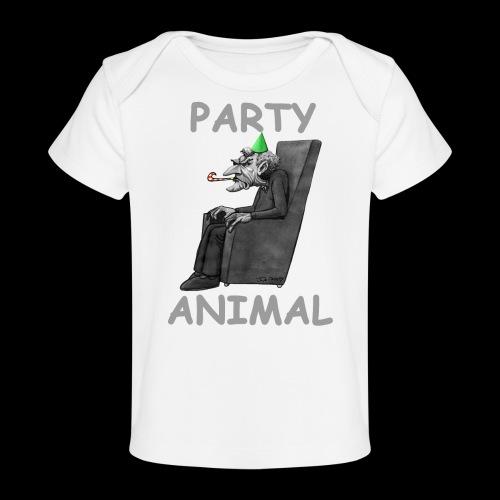Miserable Git 2 - Organic Baby T-Shirt
