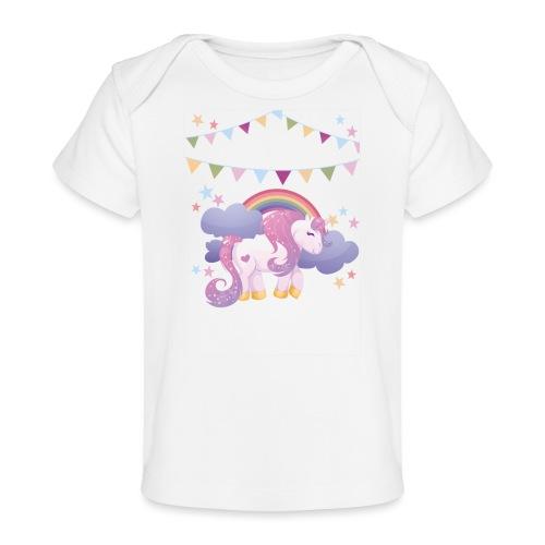 Dream horse - Organic Baby T-Shirt