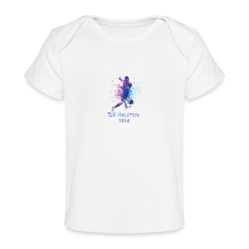 TuS Holstein Fußball - Baby Bio-T-Shirt