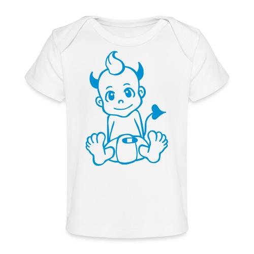 Kleiner Teufel - Baby Bio-T-Shirt