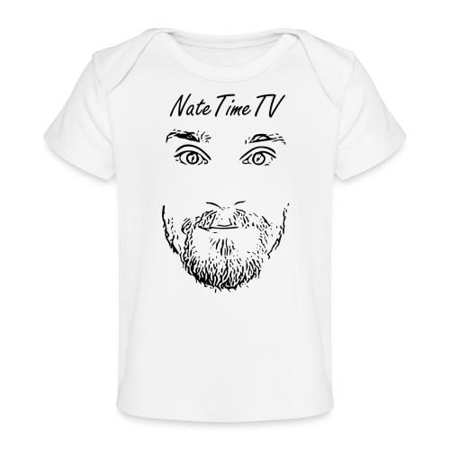 nttvfacelogo2 cheaper - Organic Baby T-Shirt