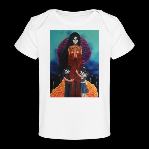 los fieles difuntos - Organic Baby T-Shirt