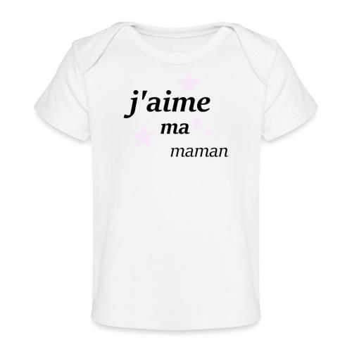body - T-shirt bio Bébé
