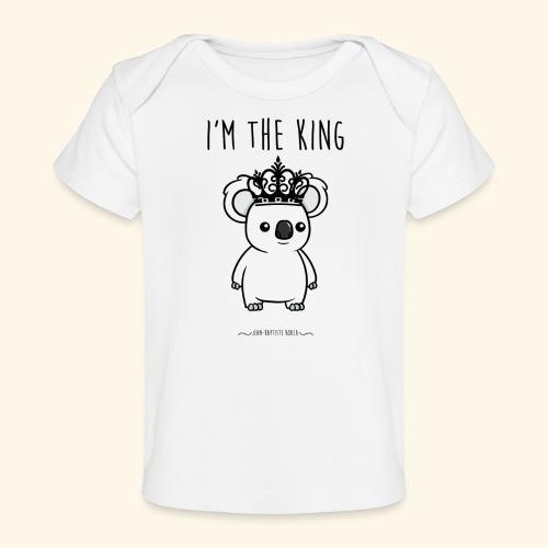 Koala king - T-shirt bio Bébé