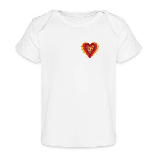 Chocolat love - Organic Baby T-Shirt