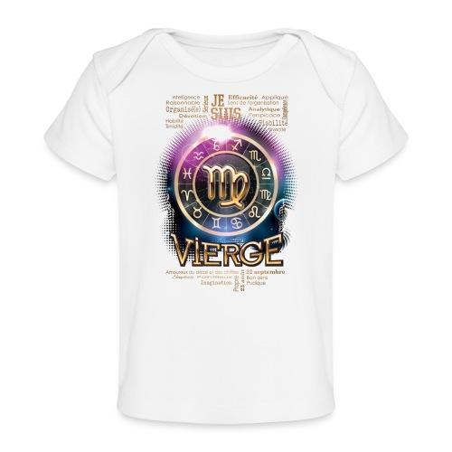 VIERGE - T-shirt bio Bébé