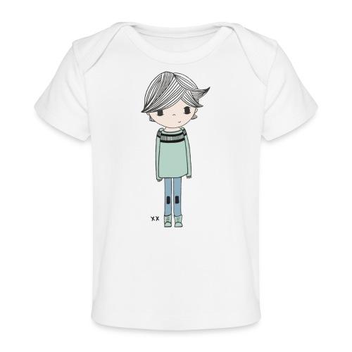 jongetje - Baby bio-T-shirt