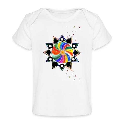 SternenZauber - Baby Bio-T-Shirt