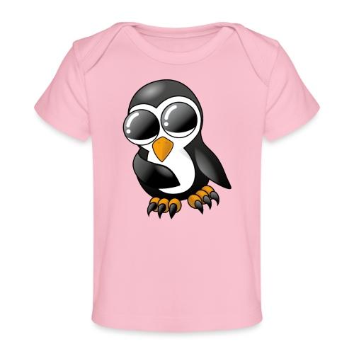 Pengu der keine Pinguin - Baby Bio-T-Shirt