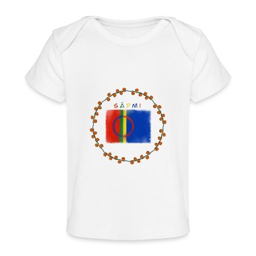 Sapmi - Økologisk baby-T-skjorte