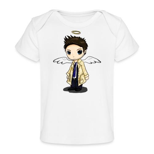 Team Castiel (dark) - Organic Baby T-Shirt