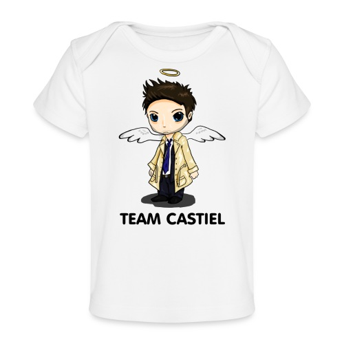Team Castiel (light) - Organic Baby T-Shirt
