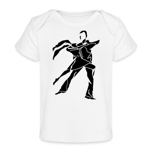 dancesilhouette - Organic Baby T-Shirt