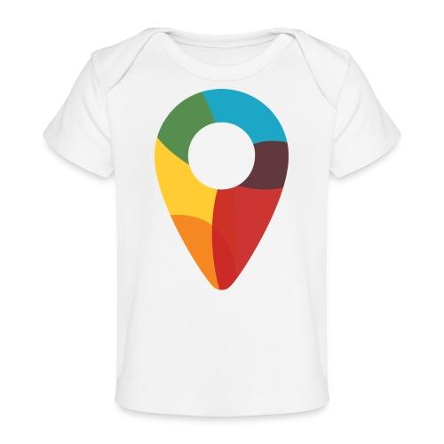 FoundedX monogram png - Organic Baby T-Shirt